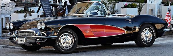 auto americana epoca - corvette oldtimer
